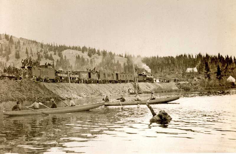 first train-Chitina