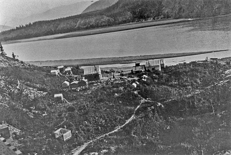 Eskilda Camp view 1