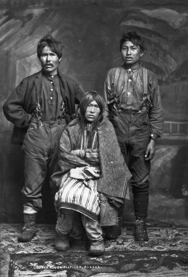 Copper River Natives