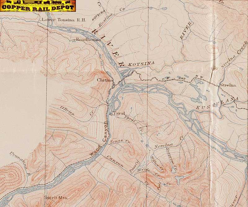 Chitina area 1914