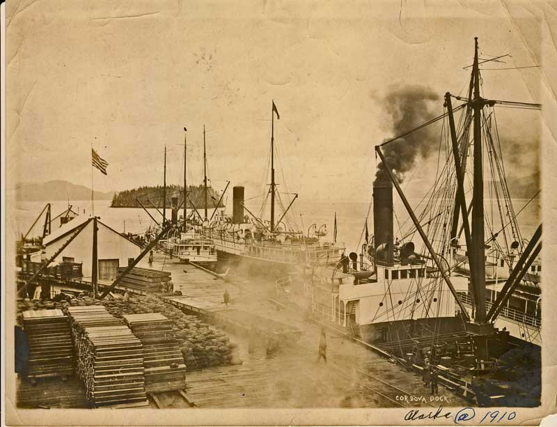 Cordova Wharf
