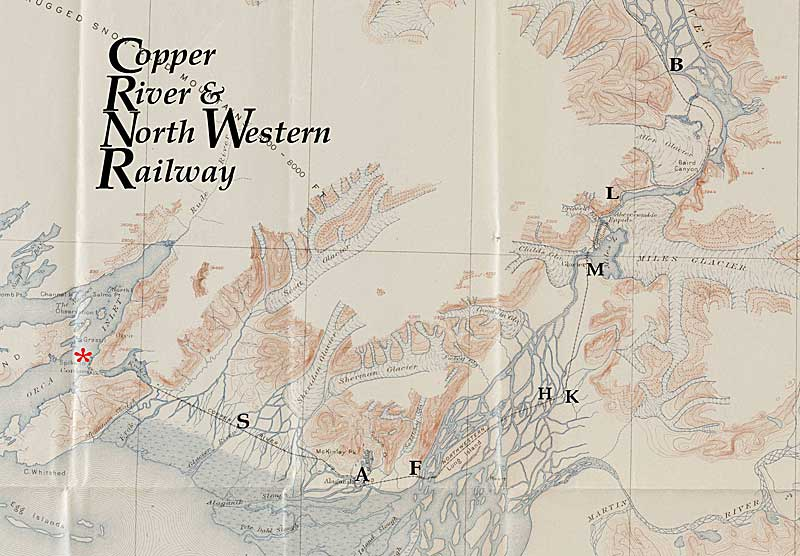 1914 map