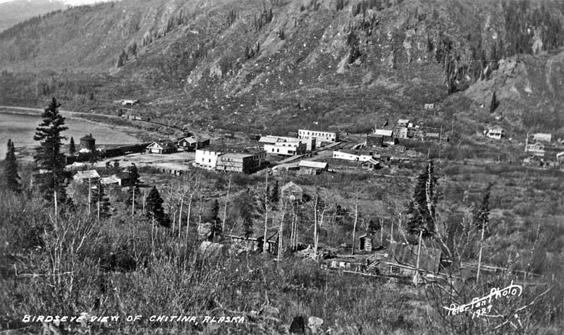 Chitina, view 1