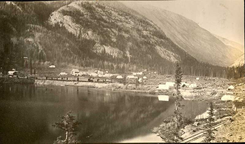 Summertime-early Chitina