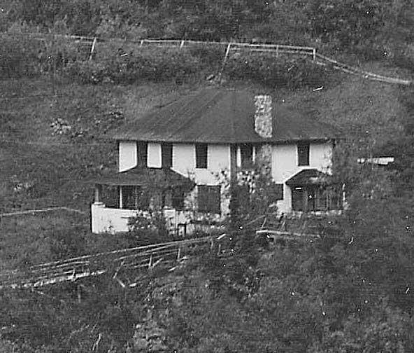 Stephen Birch house 1946