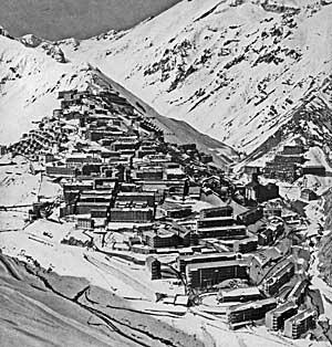 Braden Mine