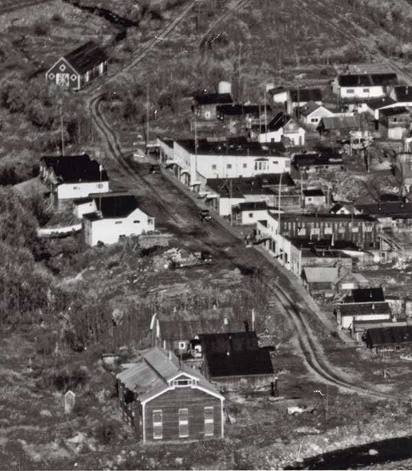 McCarthy aerial
