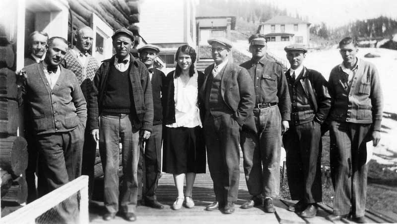 Kennecott engineers-later