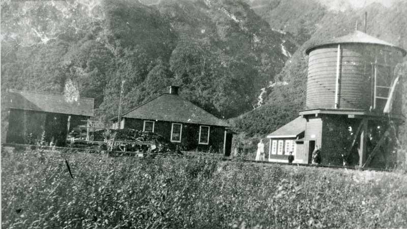 Tiekel Station