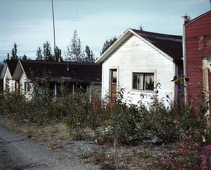 McCarthy house