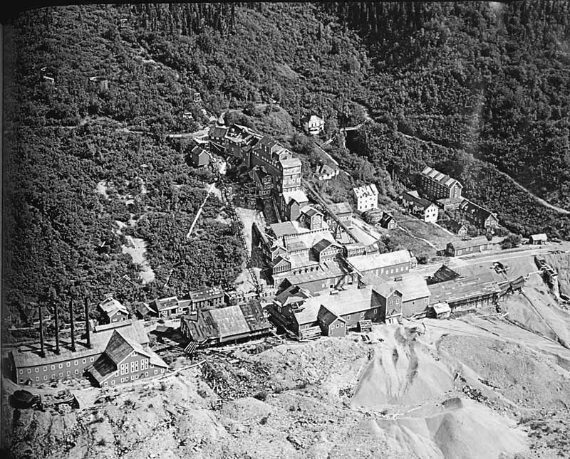 Herben aerial Kennecott