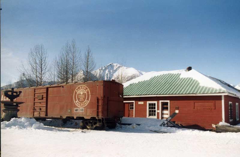 McCarthy depot 2
