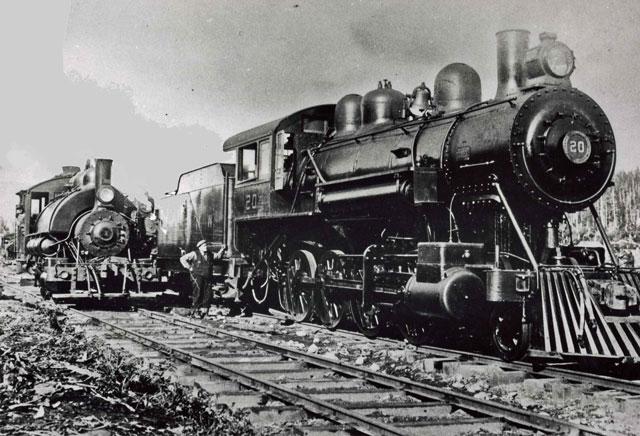 Engines #3 & #20