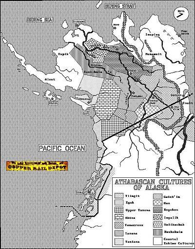 Bill Jones Map
