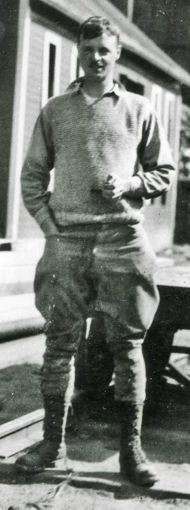 Frank Buckie