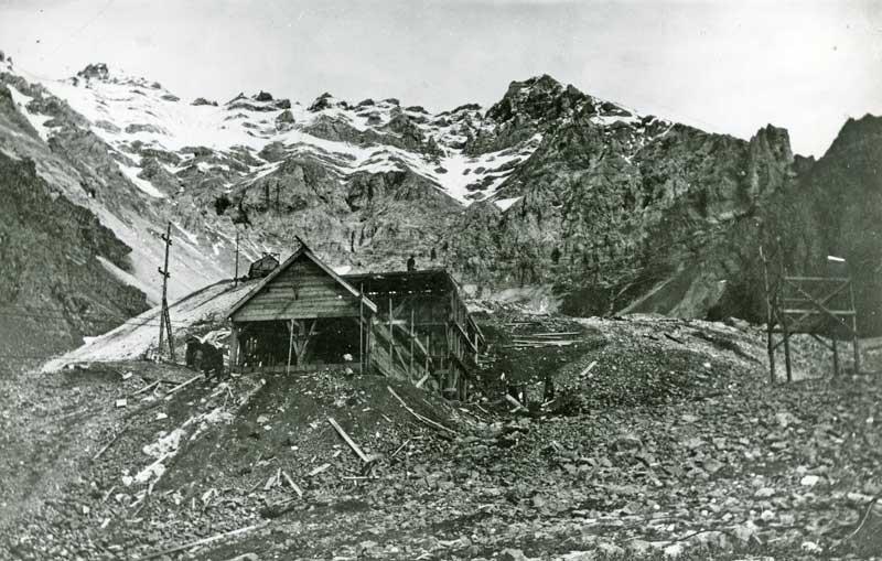 Glacier Mine Tram