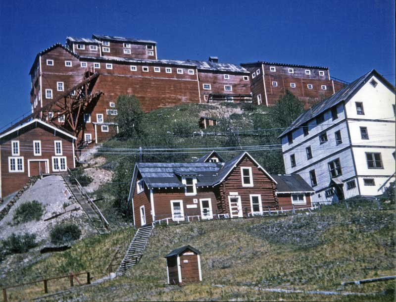 Kennecott Abandoned