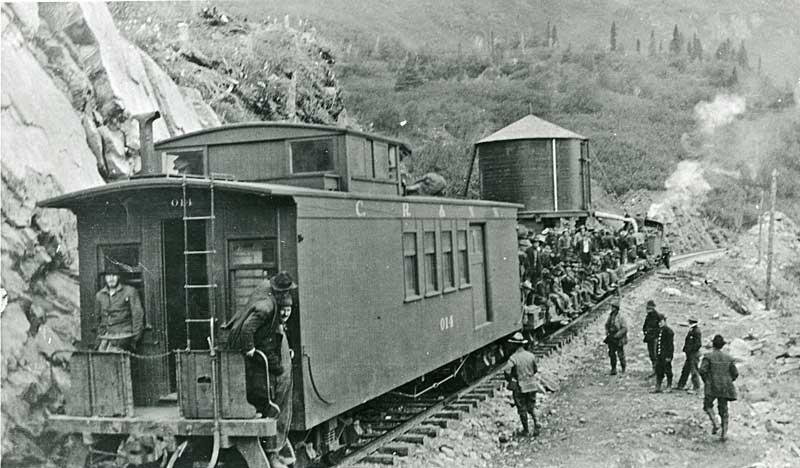 work train caboose