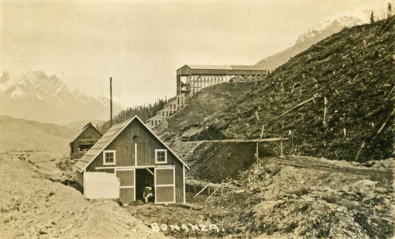 early Kennecott
