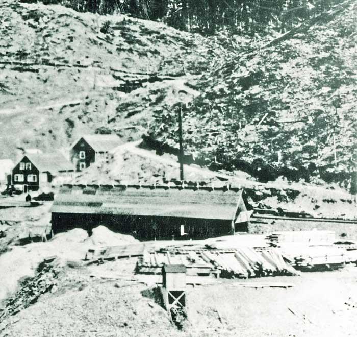 1912 sawmill