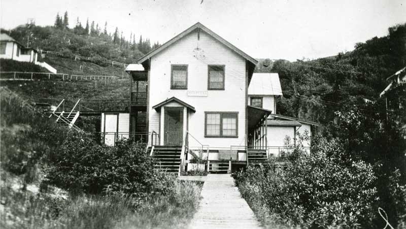 pre-1925 hospital