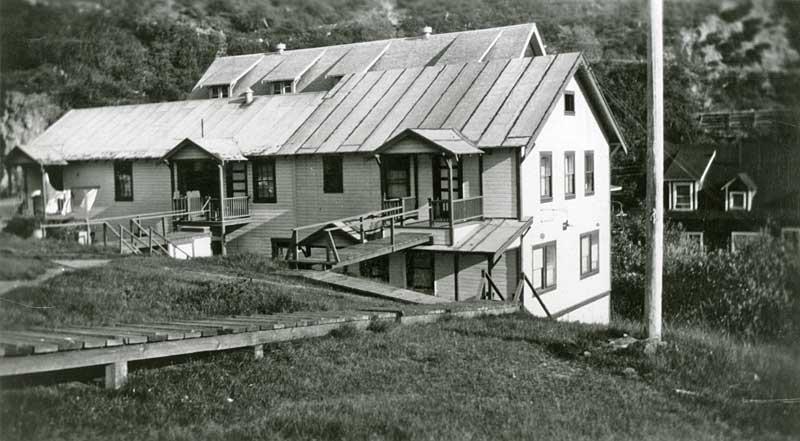 new 1925 hospital