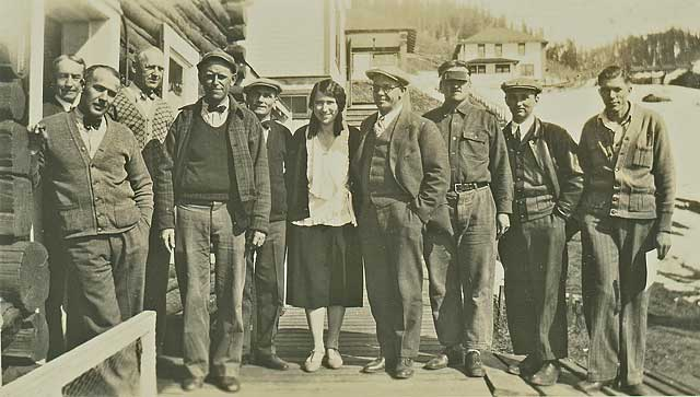 Kennecott office Staff