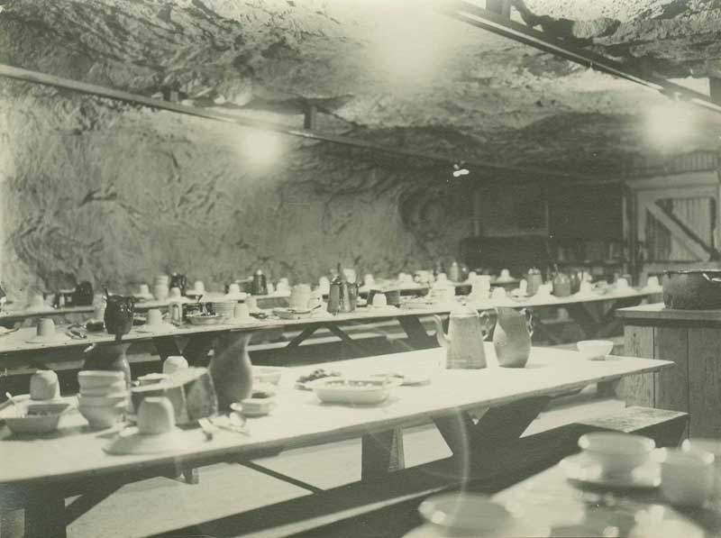 ML underground dining