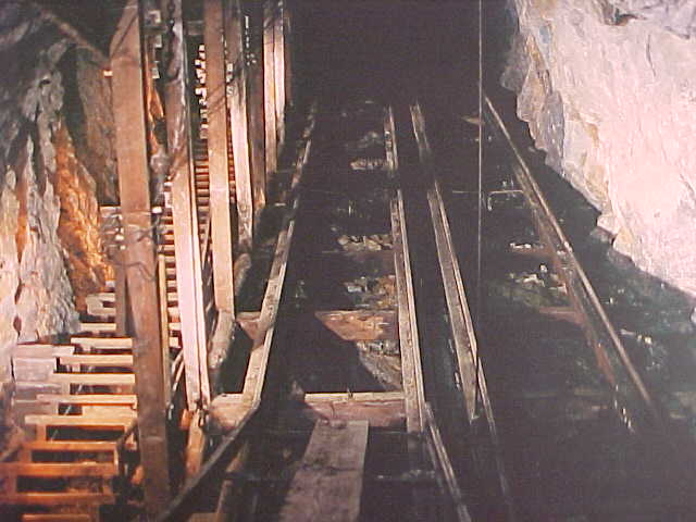 ML incline shaft
