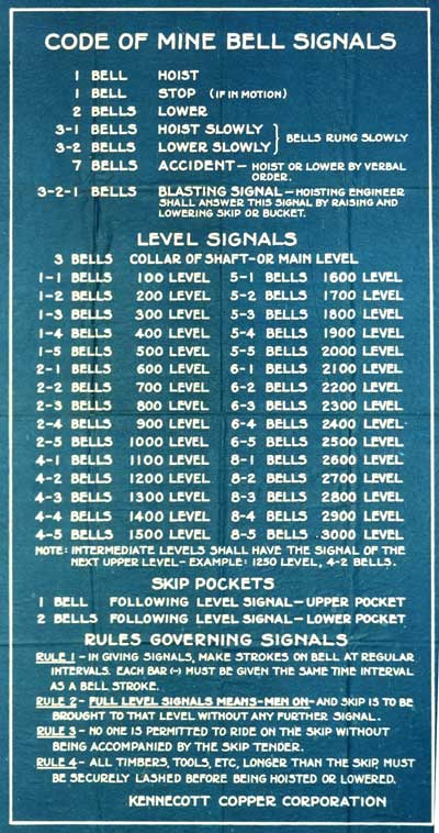mine signals
