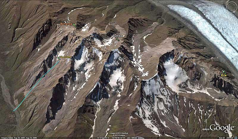 Kennecott Mines