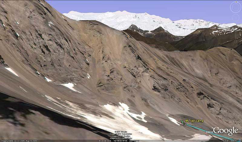 Google Earth view 2