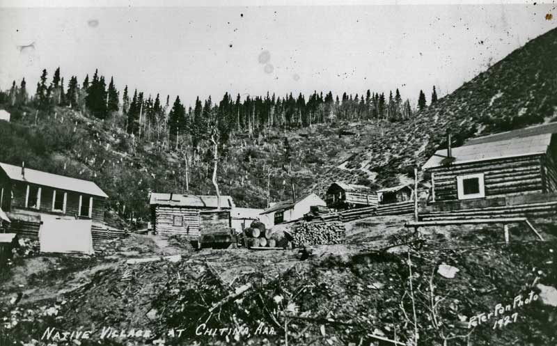 Chitina Indian Village