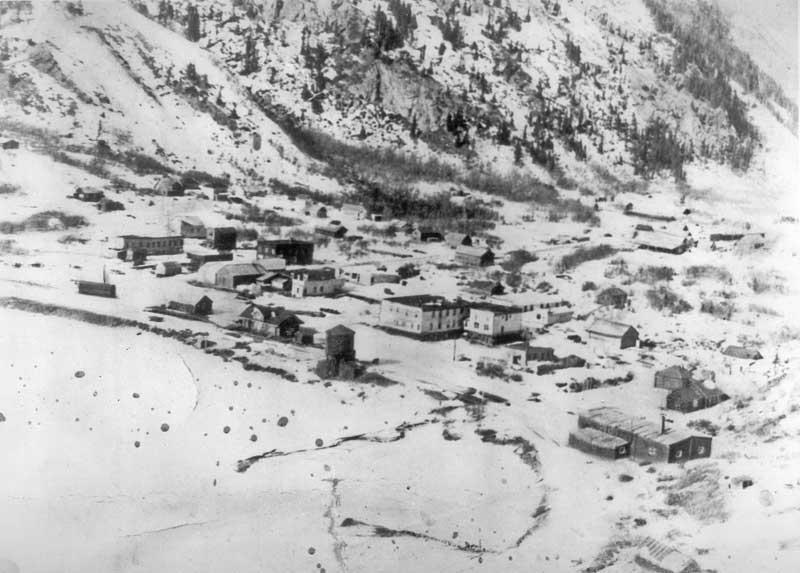 Chitina 1960s