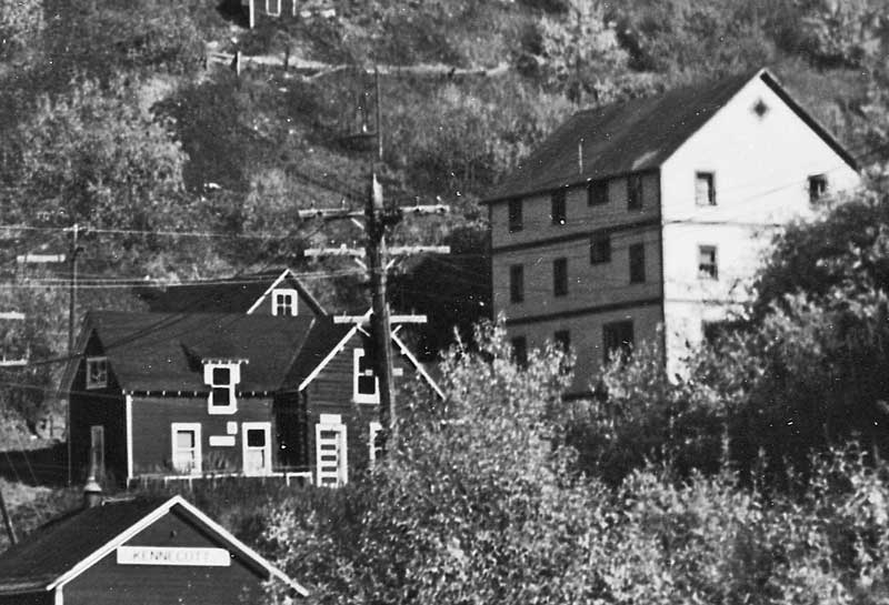 Abandoned Kennecott view 2