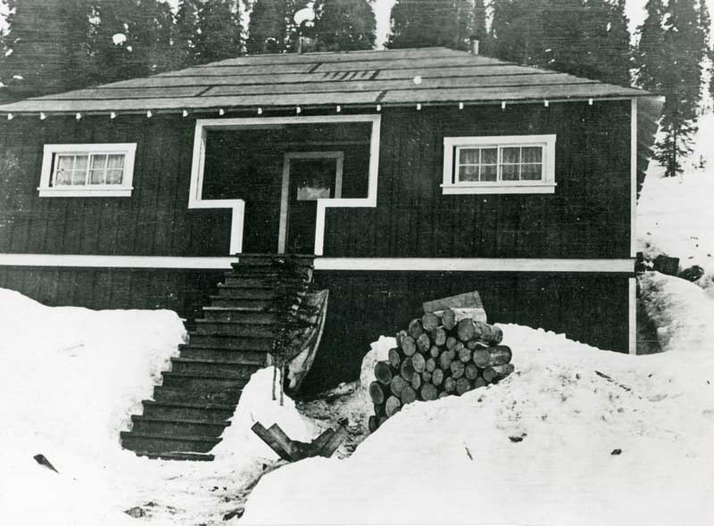 store keeper's cottage 1914