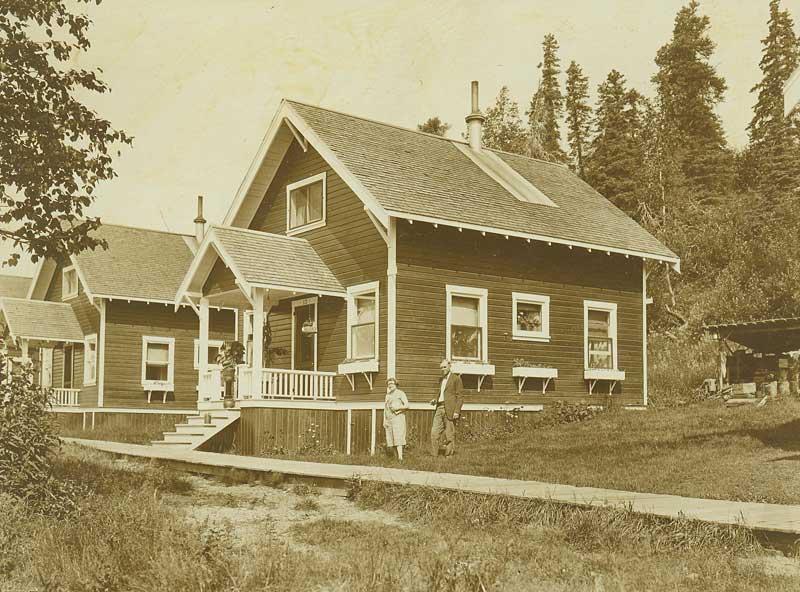 Silk Stocking Row Residence