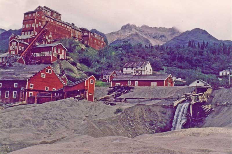Kennecott 1955 view 2