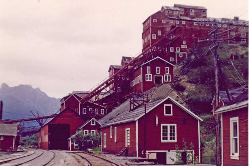 Kennecott 1955 view 1