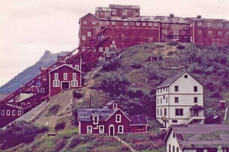 Kennecott 1955 view 3