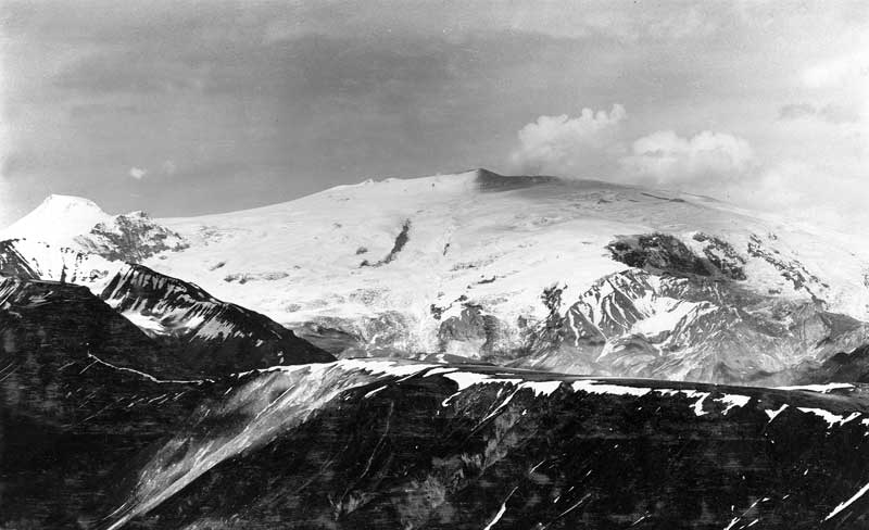 Mt Wrangell 1902 eruption